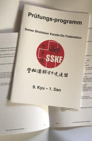 SSKF Prüfungsprogramm